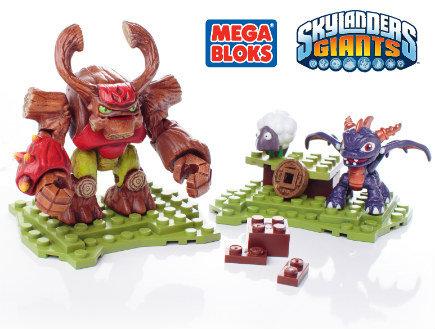 Will You Be Buying MEGA Bloks Skylanders Giants?