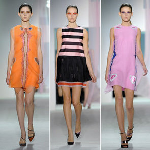 All The Looks From Christian Dior At Spring 2013 Paris Fashion Week