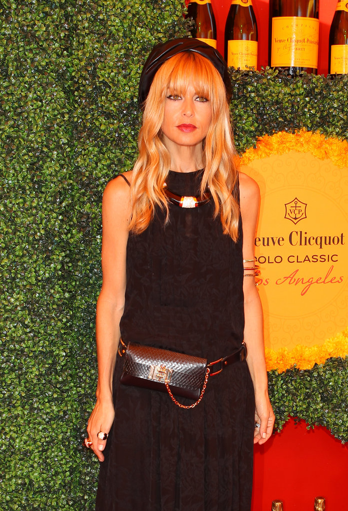 Celebs Mark the Veuve Clicquot Polo Classic With Family and Friends