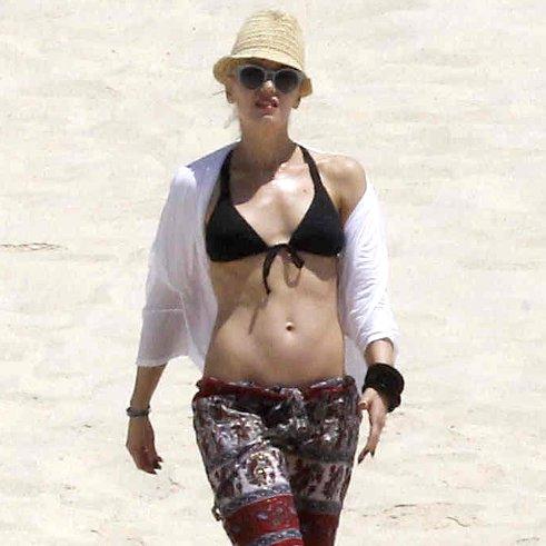 Sexiest Gwen Stefani Bikini Pictures