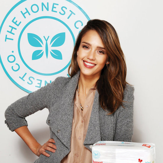 Jessica Alba Interview About The Honest Company