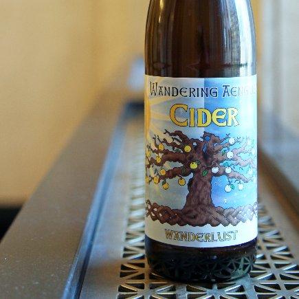 Wandering Aengus Cider Wanderlust Review