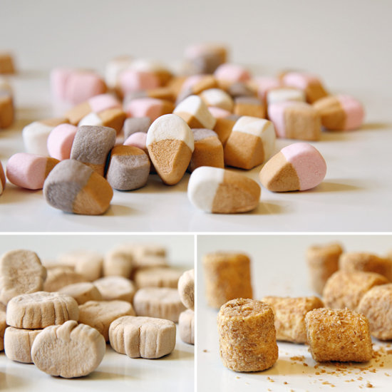 Puffy Delights: Tasting Kraft's Jet-Puffed Flavored Marshmallows