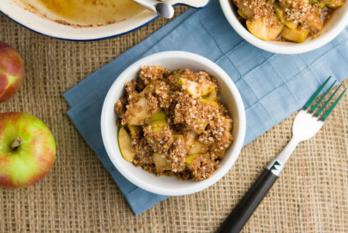 Gluten-free Apple Crisp (Oat-free and Nut-free)