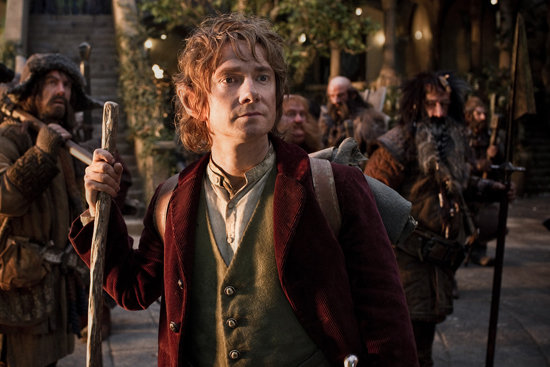 Bilbo Baggins From The Hobbit: An Unexpected Journey