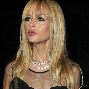 Celebrities at Paris Fashion Week 2012 | Pictures