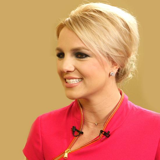 Britney Spears Interview For I'm a Huge Fan (Video)