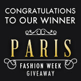 Congratulations to the Winner of Our Stylmx Paris Fashion Week Giveaway!