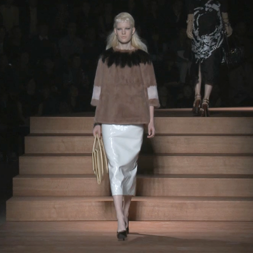 Miu Miu Spring 2013 Runway (Video)