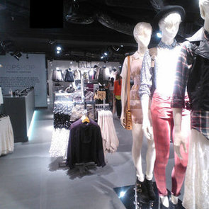 First Look Inside the Topshop George Street Sydney Store: Take the VIP Tour with FabSugar Australia!