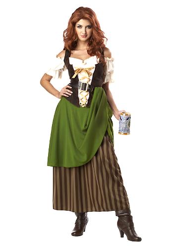 Renaissance Tavern Maiden Costume ($47)