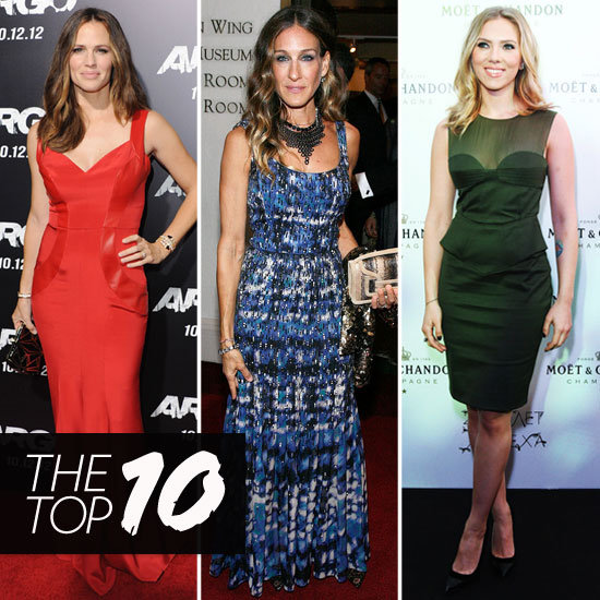 Best Celebrity Style | Oct. 5, 2012