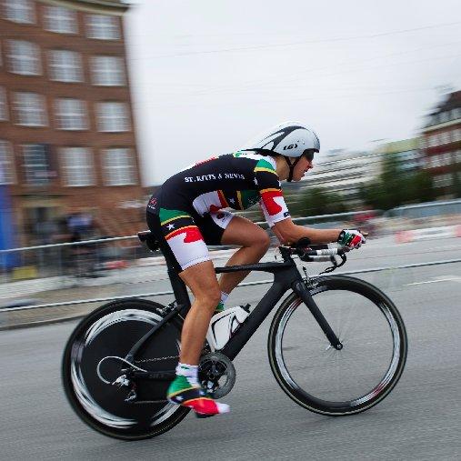 Kathryn Bertine on the Cycling World Championships