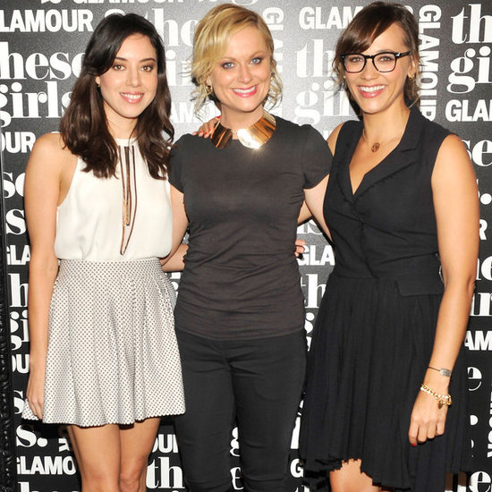 Glamour's These Girls Event in NYC | Pictures