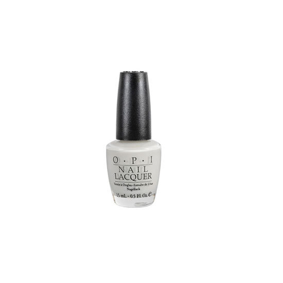 OPI Nail Lacquer in Alpine Snow, $17.95