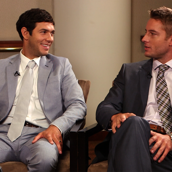 Justin Hartley Interview For Emily Owens M.D.