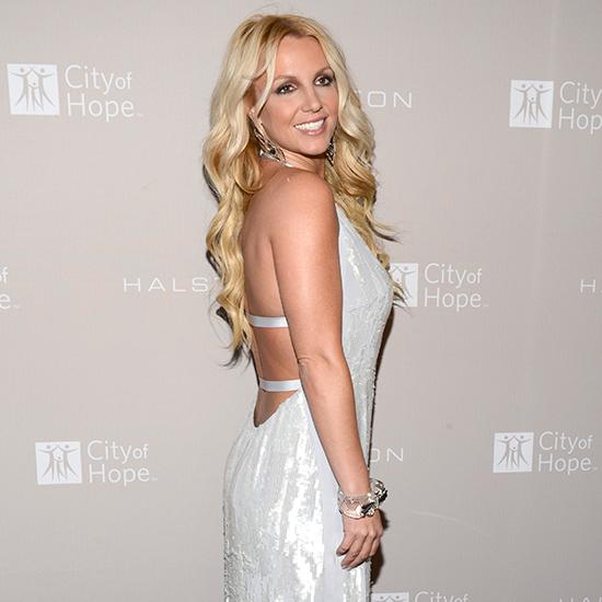 Britney Spears X Factor Fashion (Video)