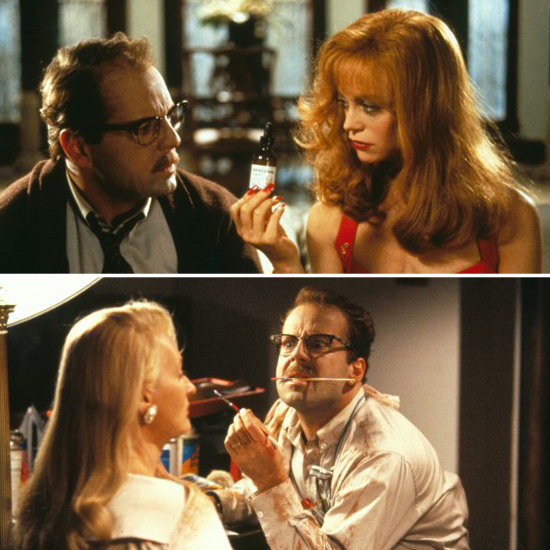 Helen, Madeline, and Ernest, Death Becomes Her