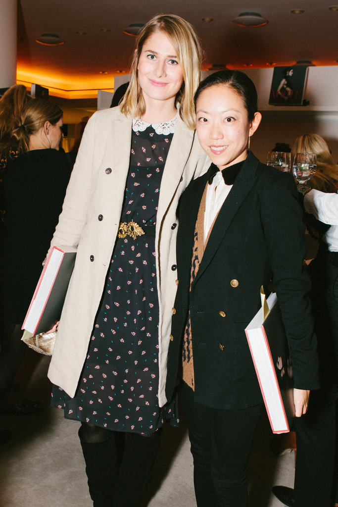 Laura Stoloff and Tomoko Ogura