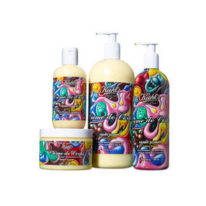 The Money From the Kenny Scharf and Kiehls Holiday Collaboration Will Go to Charity