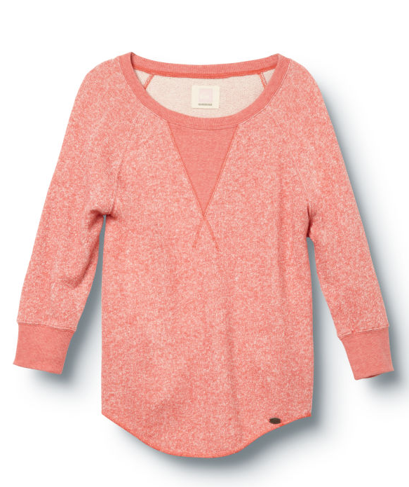 This New Slang Raglan Sweatshirt ($45) is the perfect mix of sporty-meets-cute.