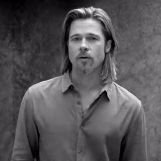 Brad Pitt Ad For Chanel No. 5 Perfume