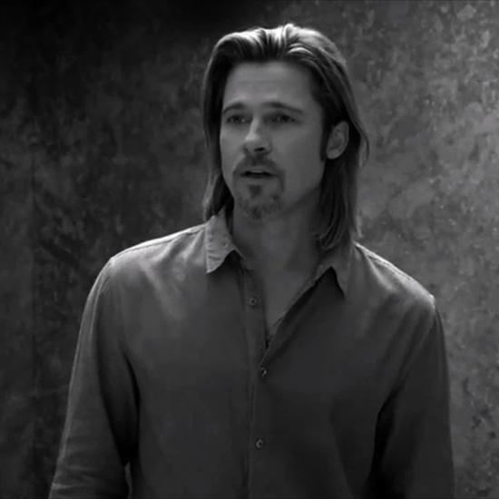 Brad Pitt's Chanel No. 5 Ad (Video)