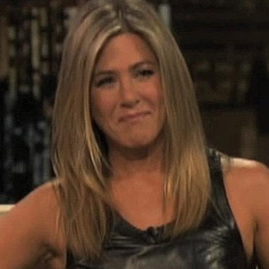 Jennifer Aniston on Chelsea Lately 2012 [Video]