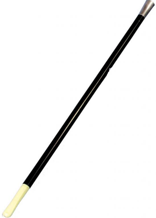 Not that we advocate smoking, but your outfit isn't complete without a '20s-style cigarette holder, like this one from Halloween Express ($4).