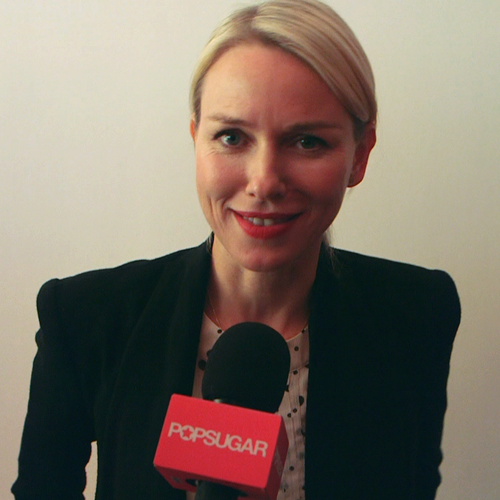 Naomi Watts Interview About Playing Princess Diana (Video)