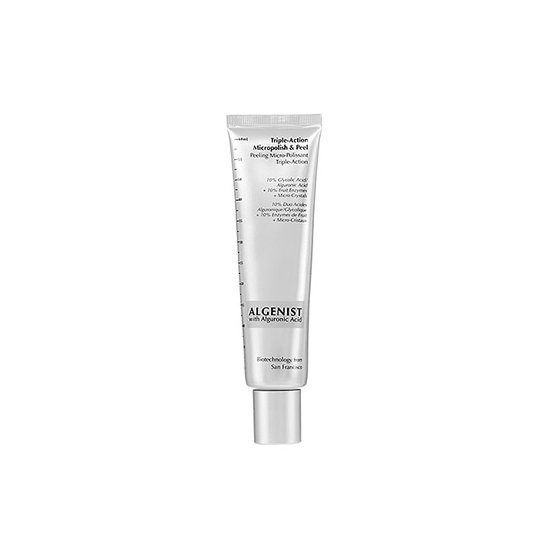Algenist Triple-Action Micropolish and Peel Review