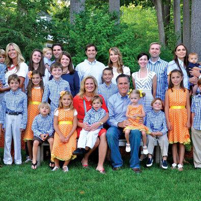 Mitt Romney's Daughters-in-Law