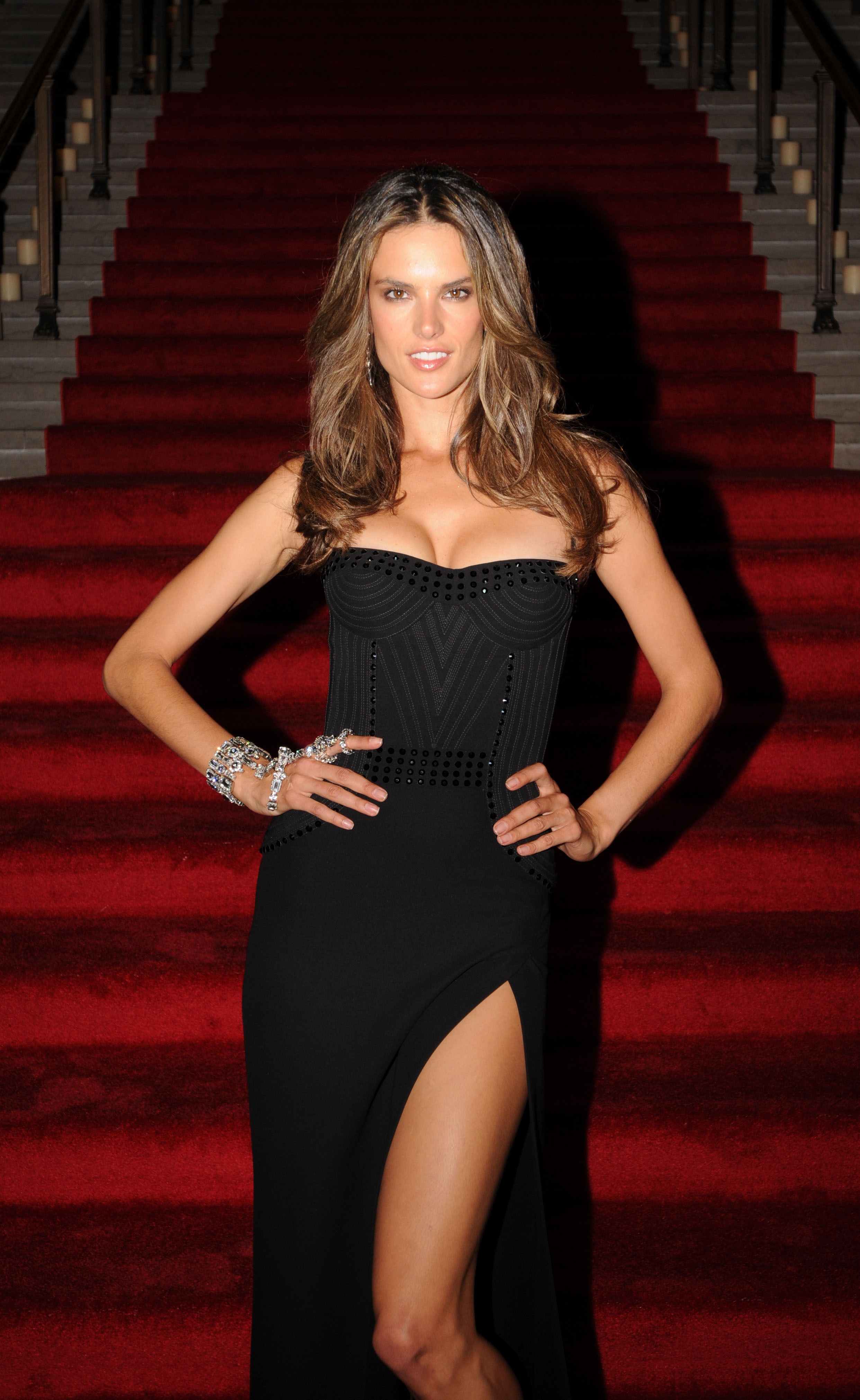 Alessandra Ambrosio | This Week's Best Dressed