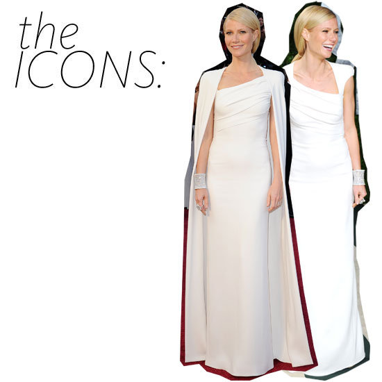 The Icon Kit: Get Gwyneth Paltrow's All-White Oscars Look
