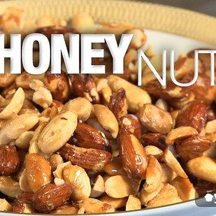 Chili Honey Nut Mix