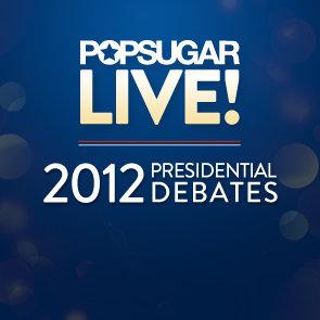 Watch Our Presidential Debate Postshow!