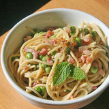 Healthy, Low Calorie Spaghetti Carbonara Recipe