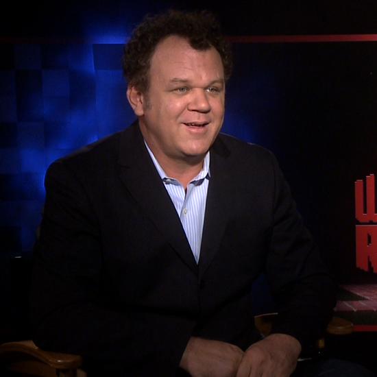 John C. Reilly Wreck-It Ralph Interview | Video