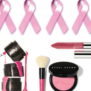 10 Pink Ribbon Breast Cancer Awareness Beauty Products