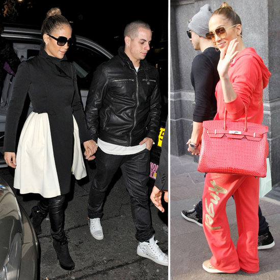 J Lo and Casper End Their London Trip With a Date Night and a Shopping Day