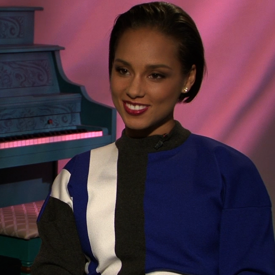 "Alicia Keys on Her ""Alarming"" Skin Care Secret"
