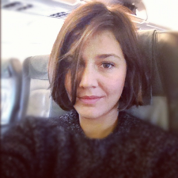 Margherita Missoni Made Another Chop To Her Locks