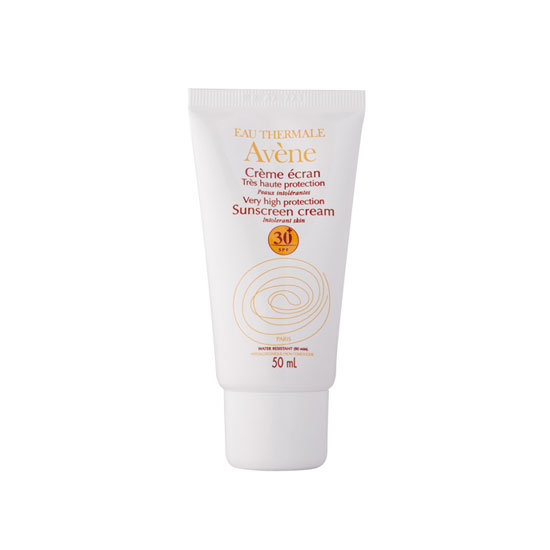 Avène Very High Protection SPF30+ Sunscreen Cream, $25.99