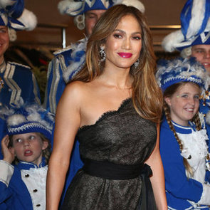 Jennifer Lopez in Lanvin Pictures in Germany