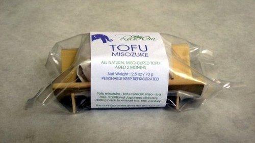 Tofu Misozuke