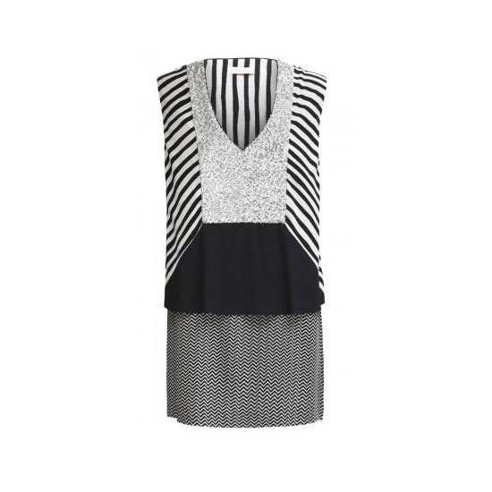 Dress, $490, sass & bide