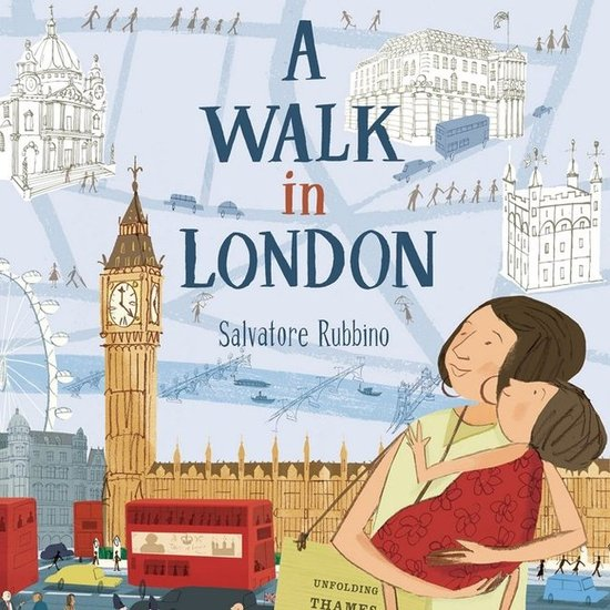 Children's Books About Cities