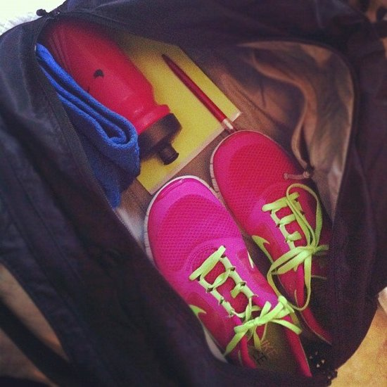 Tips to Keep Your Gym Bag Germ Free