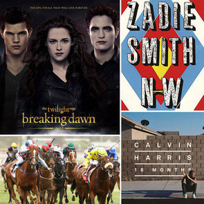 Movies, TV Shows, Music and Books Out in November 2012