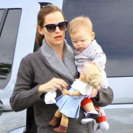Jennifer Garner with Ben Affleck, Samuel Affleck | Pictures